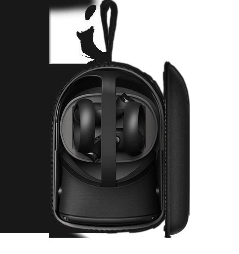 oculus quest, formation en réalité virtuelle, casque autonome, boite