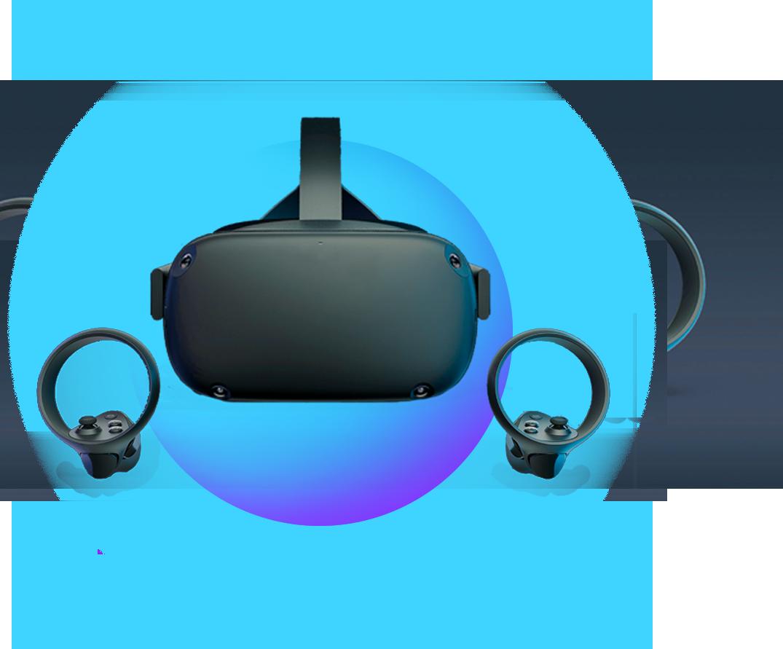 oculus quest, irwino, formation en réalité virtuelle
