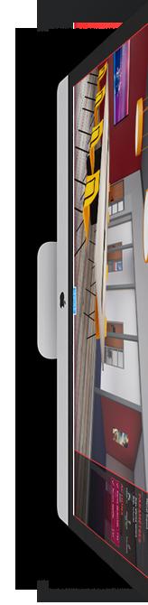 formation en réalité virtuelle, logiciel interactif