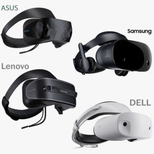 Casque VR PC Windows Formation